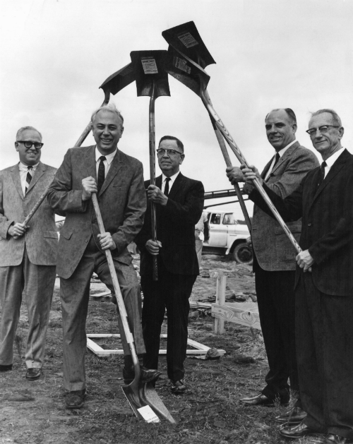Tallahassee Junior College breaks ground on October 14, 1966