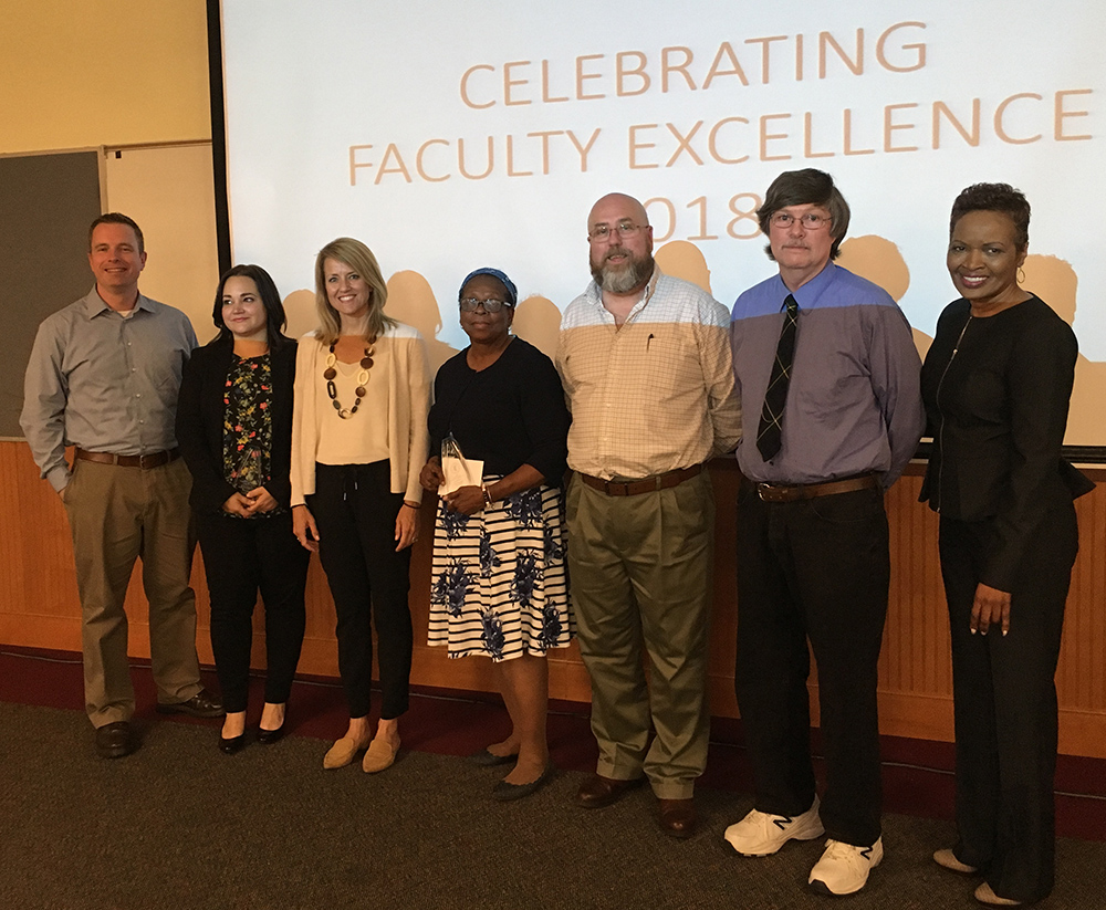 Winning adjuncts with TCC provost