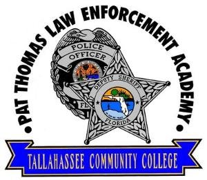 Logo of the Pat Thomas Law Enforcement Academy