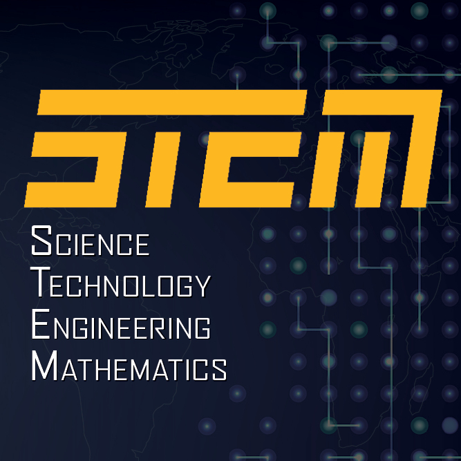 STEM Program graphic with logo